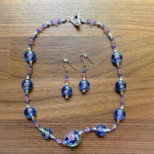 Jewelry - Crystal necklace Set